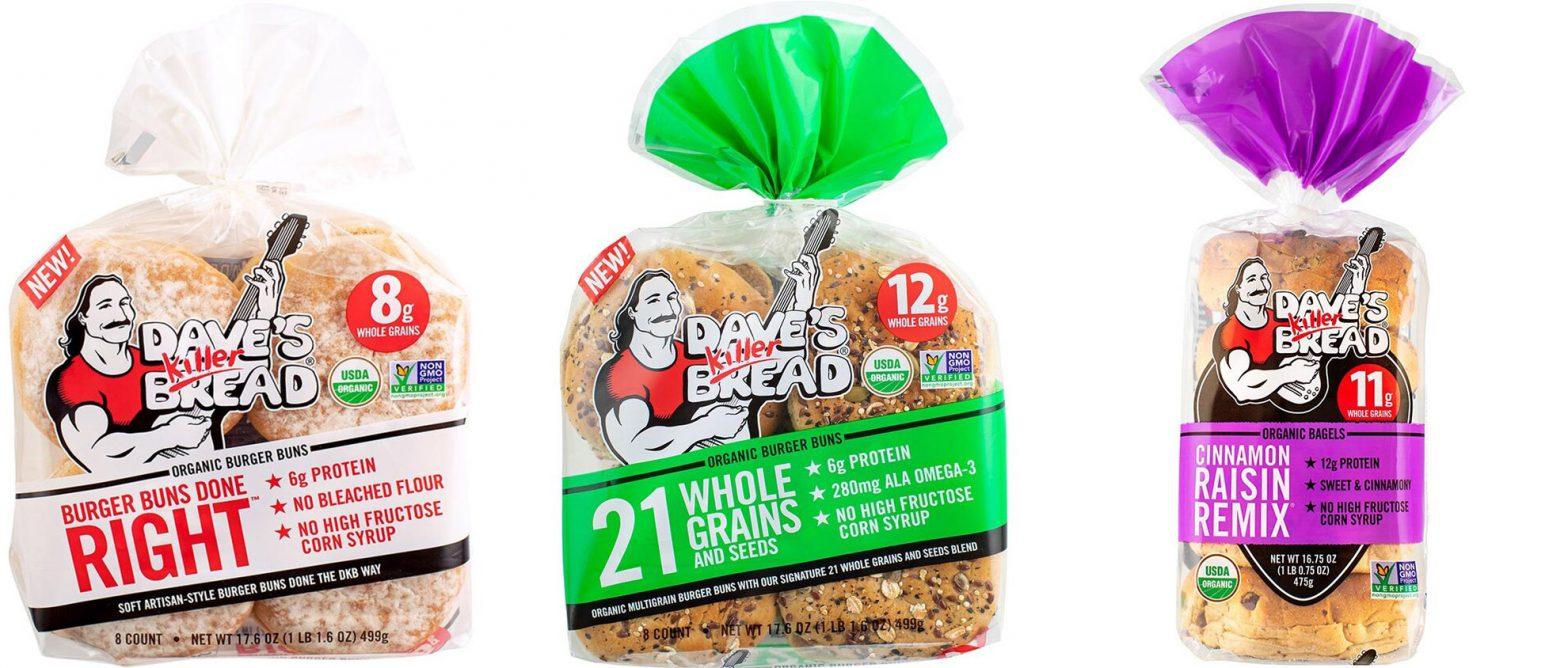 Dave's Killer Bread package