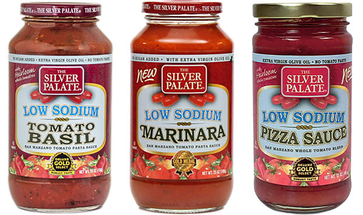 Silver Palate Pasta Sauces