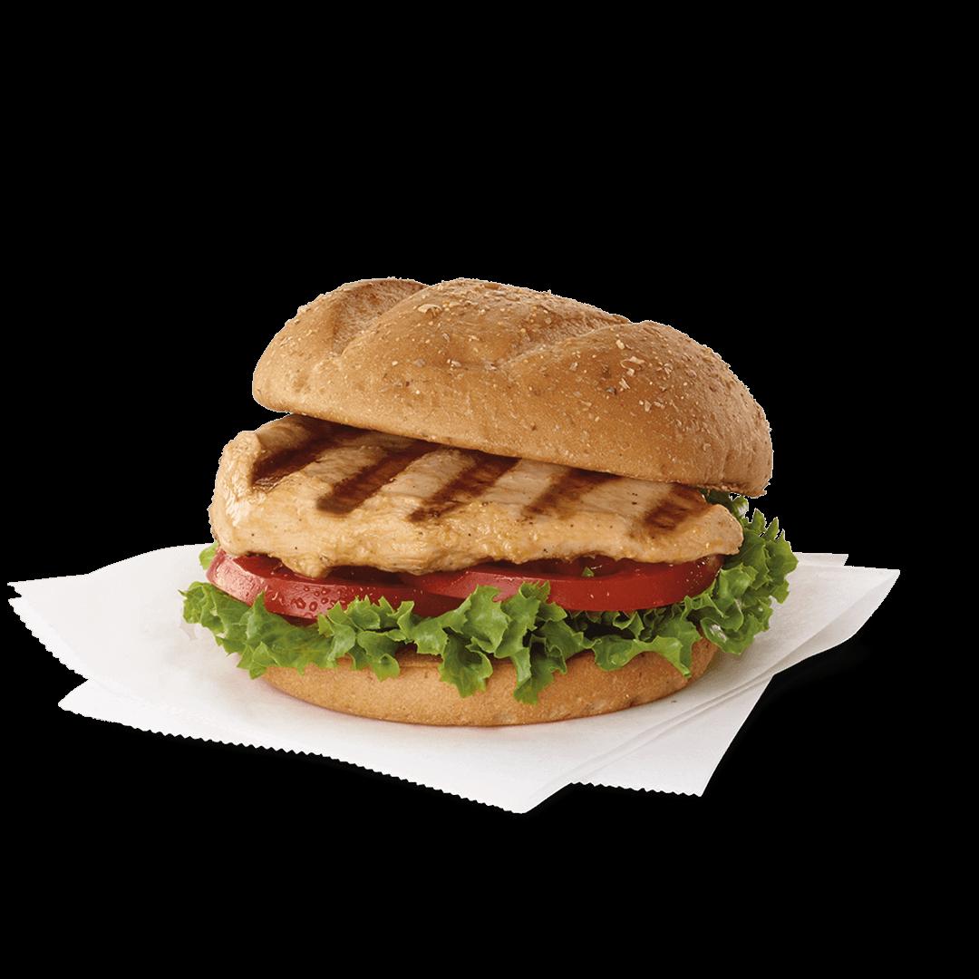 Chick-Fil-A Frilled Chicken Sandwich